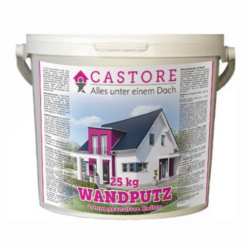 castore fassadenputz 2mm gerollt w rmed mmung von castore. Black Bedroom Furniture Sets. Home Design Ideas